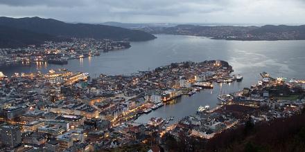 Oslo & Bergen, Norway