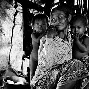 CAMBOGIA: Family time (Soul of Cambodia)