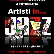 Artisti in Jazz 2° Edizione Capurso 2015