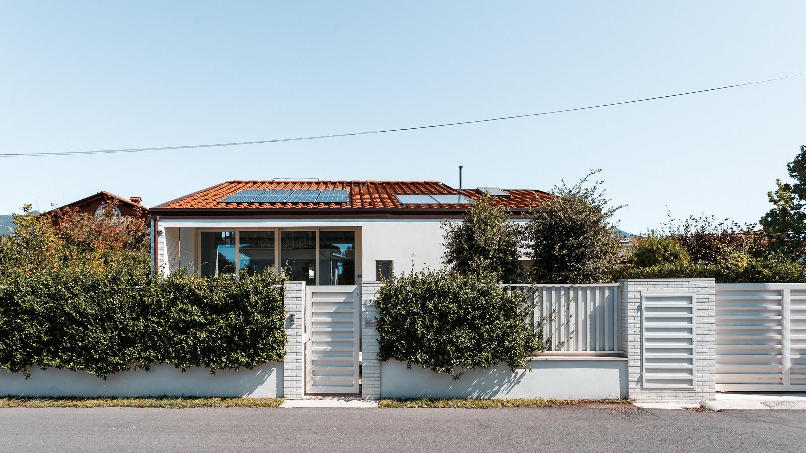 """Villa """"Fiorella"""" Forte dei Marmi (LU) - Italia"""