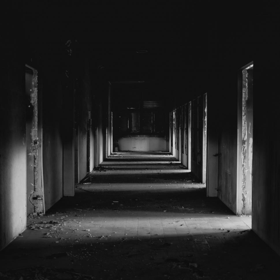 Villa Nazareth - ombre e luci #1